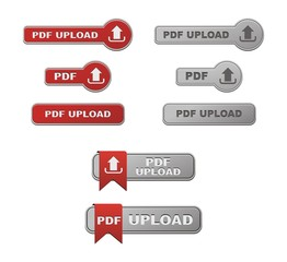 PDF upload buttons