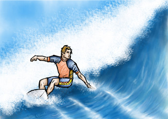 O Surfista