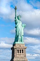 The Statue of Liberty, New York City. USA.