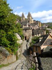 Conques, Midi Pyrénées