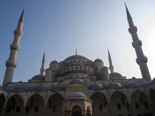 Blue mosque Instanbul Turkey