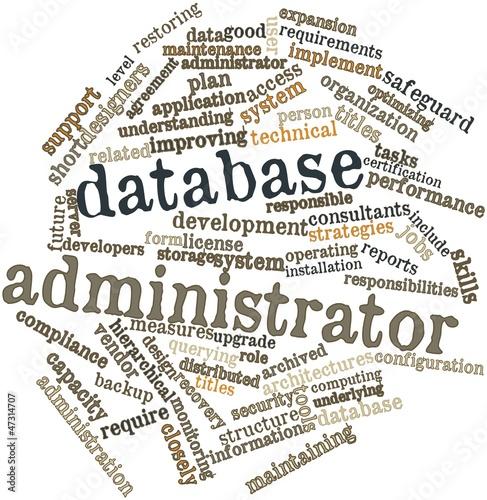 Image result for Database Administrator