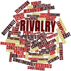 Word cloud for Rivalry