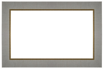 Classic textured frame