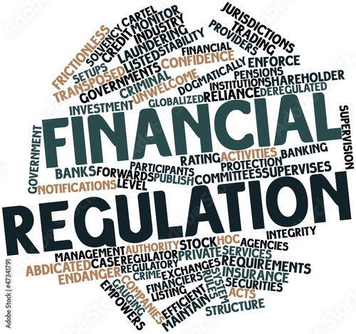 Financial markets regulation | Ministry of Business