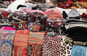 Turkish clothing market