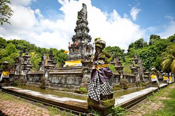 Fotobehang Indonesië Pura Jagatnatha Temple Denpasar, Bali, Indonesia