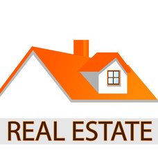 House real estate logo vector
