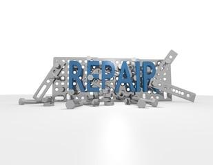 repair screw construction kit
