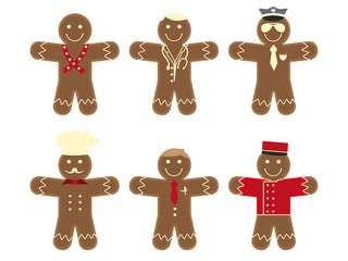 Mr. Gingerbread