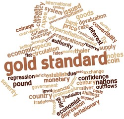 Word cloud for Gold standard