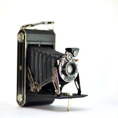 appareil photo à soufflet
