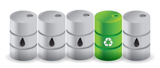 oil vs alternative oil