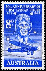 AUSTRALIA - CIRCA 1958 Southern Cross