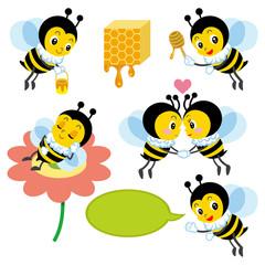 Honeybee Character set