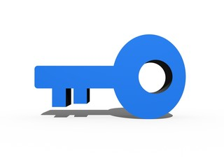 3D Keys