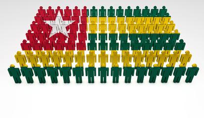 Togo Parade