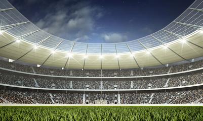 Fotobehang - Stadion 2