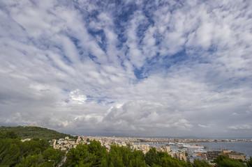 Cityscape Palma de Mallorca