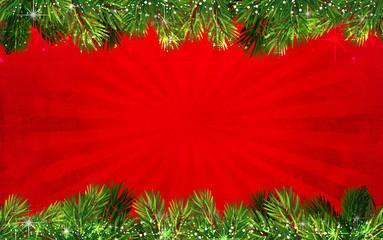 Texture Natale Grunge