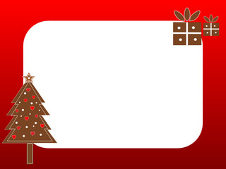 Christmas photoframe