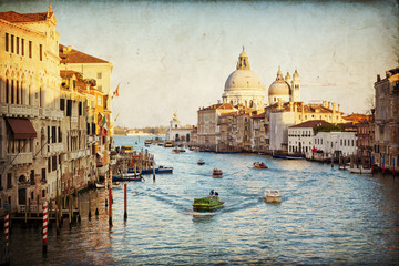 Venice - The Grand Canal