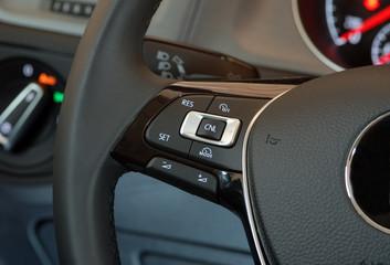 steering wheel button