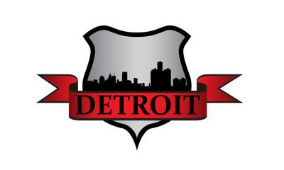 Detroit crest