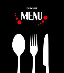 beauty restaurant menu background for you design