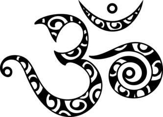 OM - AUM - Buddhistisches Mantra