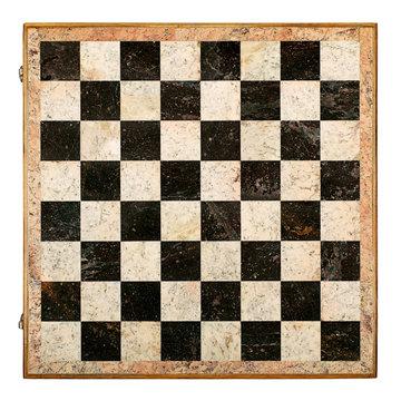 Old Decorative Chessboard