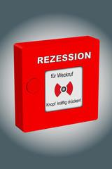 Feuermelder Rezession