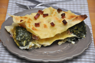 Brokkoli Lasagne