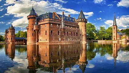 Kasteel de Haar Utrecht Fototapete