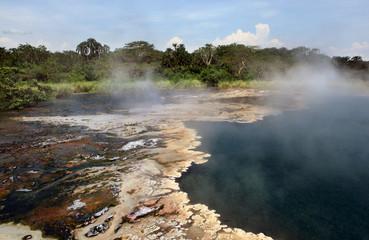 Semliki Geyser - Uganda