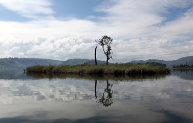 Lake Bunyonyi - Punishment Island