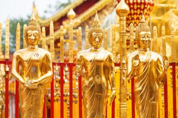 Thai Buddha Golden
