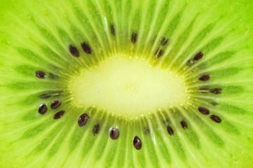 Kiwischeibe