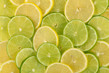 lime & lemon