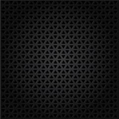 Metal background, vector illustration