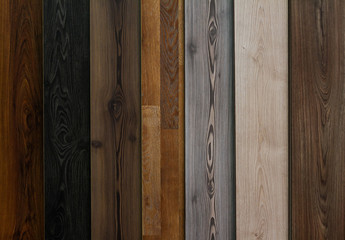 Wood textures Wall mural