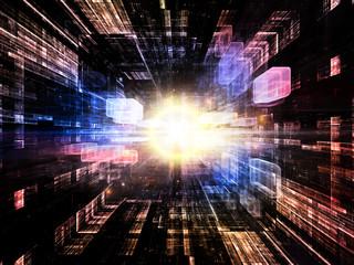 Energy of Virtual Space