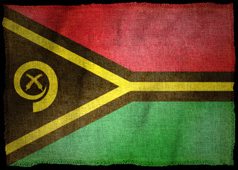 VANUATU NATIONAL FLAG