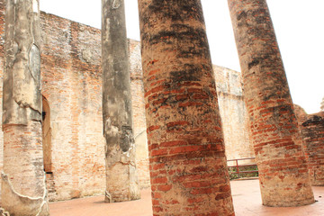 Pillar Temple