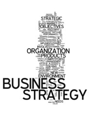 """Word Cloud """"Business Strategy"""""""