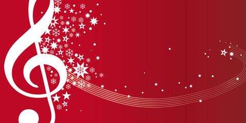 Konzertgutschein, rot