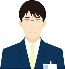 MR 医療情報担当者(笑顔)