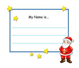 presentazione natalizia