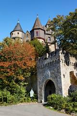 Schloss Braunfels in Hessen, Deutschland