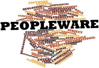 Word cloud for Peopleware